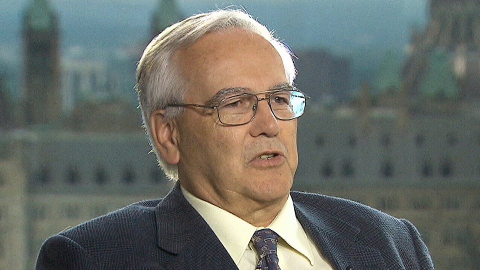 Keith Beardsley, former deputy chief for Harper, appears on CTV National News on Thursday, July 4, 2013.