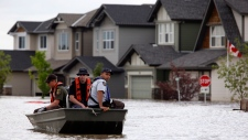 High River residents return home