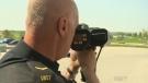 CTV Winnipeg: Officers make use of laser gun radar