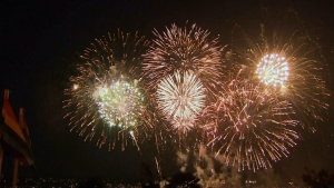 CTV BC: Fireworks mishaps spur safety review