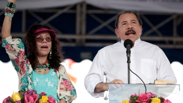 Nicaragua presidents would give Snowden assylum