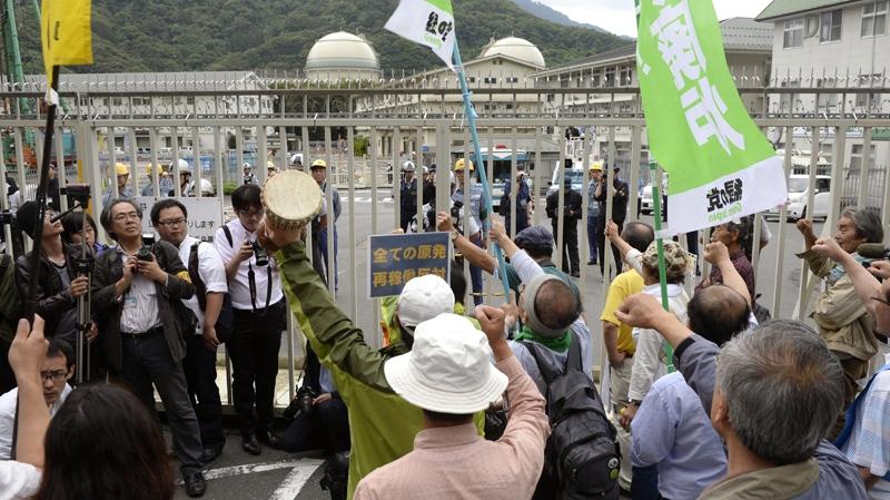 Japan set to get nuclear reactors up
