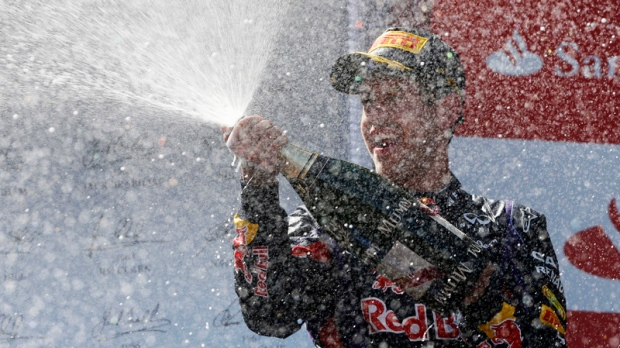 Vettel wins German Grand Prix