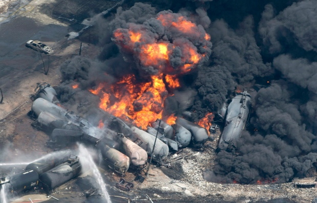 Moving oil by rail requires extra care, not just tinkering: safety advocates