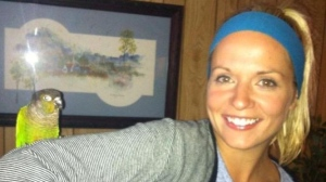 Erin Howlett of Elmira, Ont., who was found in the Grand River, Friday, July 7, 2013, is seen in this photo taken from Facebook.
