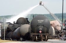 Lac Megantic rail disaster