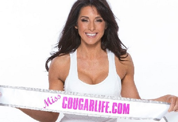 Marlo Jordan, winner of the Miss CougarLife.com contest, is shown in this image from CougarLife.com.