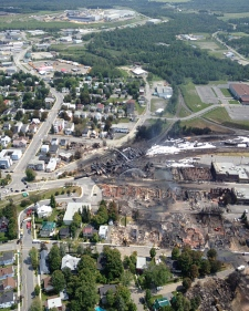 Lac-Megantic: After2
