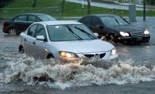 Flooded Toronto