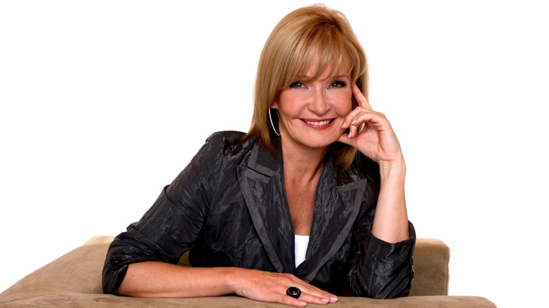 Toronto Citytv host Marilyn Denis is shown in a recent handout photo. (CP / HO/City TV)