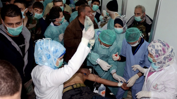 Syrian rebels used sarin gas for attack: Russia