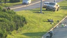 Eyewitnesses recall fatal crash