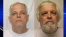 Cameron Leslie Nicholson, 55, was released into the Calgary area after serving a six-year federal sentence. He will be monitored by the High Risk Offender Program.