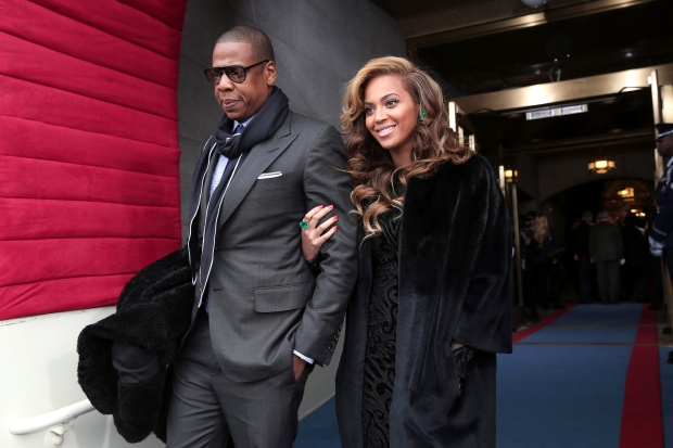 Jay-Z and Beyonce kick off 'spiritual' vegan