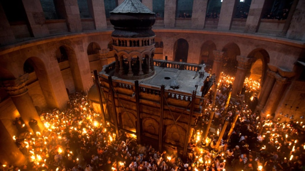 Jew Detector: Christian Pilgrims Fill Jerusalem For Good Friday