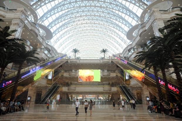 Largest building