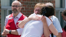 Vigials for victims of Lac-Megantic, Que. disaster