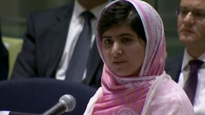 CTV News Channel: Malala Day at the UN