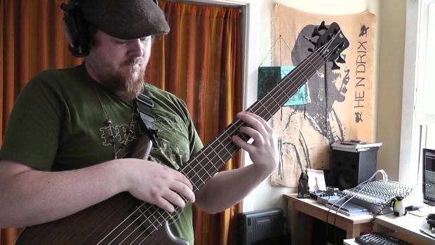 Jim Bennett bass player