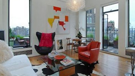Jennifer aniston to buy 5 9m new york apartment ctv news for Buy new york apartment