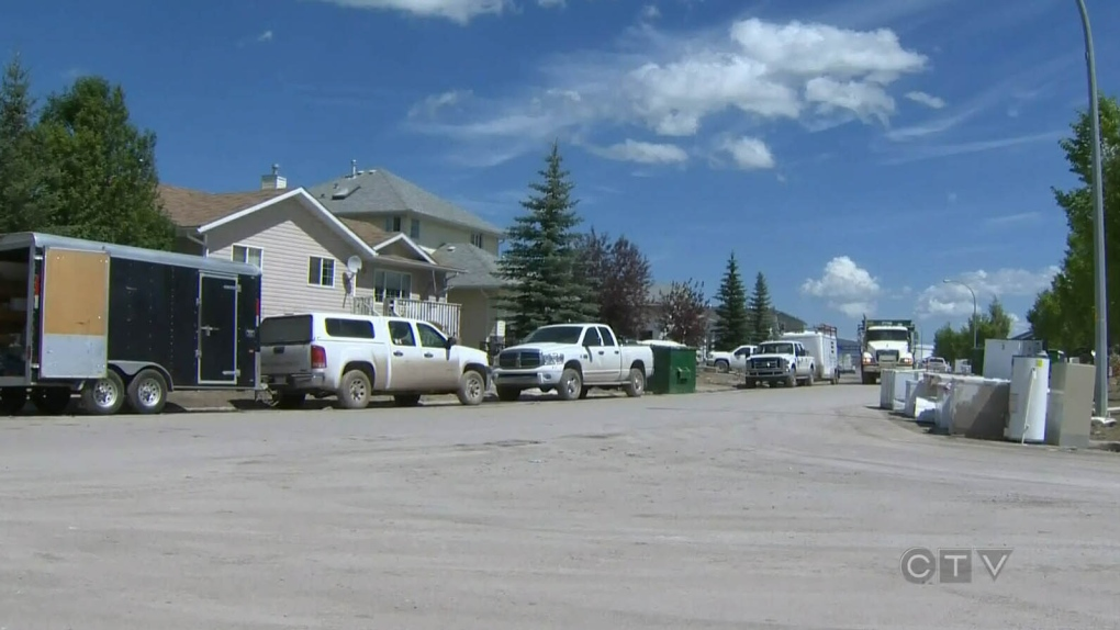 CTV Calgary: High River on the mend