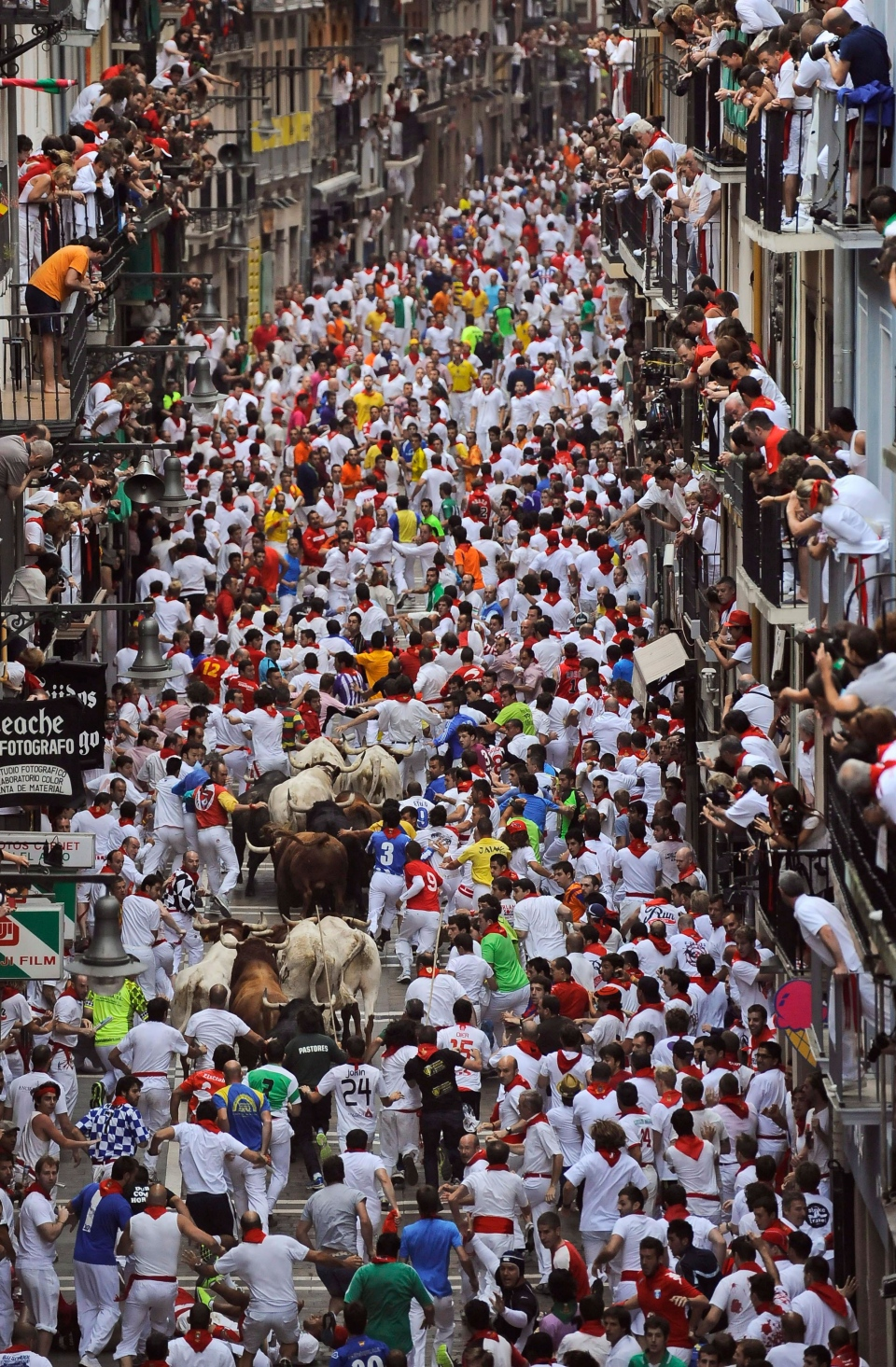pamplona in july hemingway pdf