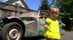 U.S. toddler accidentally buys car while playing with dad's smartphone
