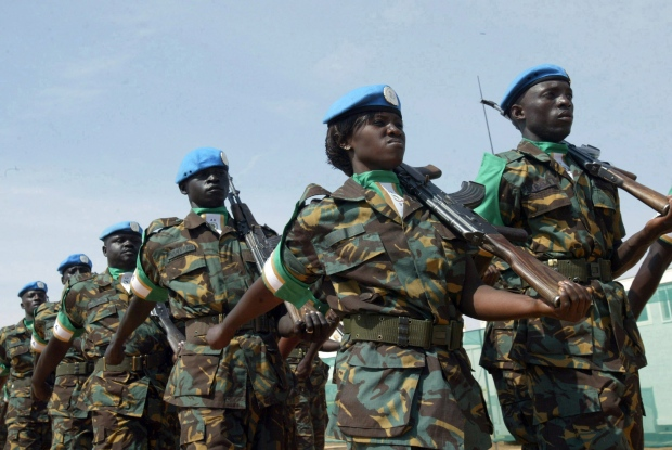 7 UN peacekeepers killed in Darfur