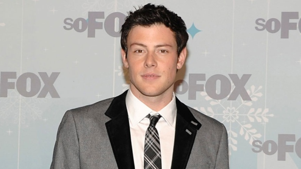 File photo: Cory Monteith attends the Do Something awards in Santa Monica, Calif., Aug. 19, 2012. (Jordan Strauss / Invision / AP)