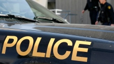 An OPP cruiser is seen in this 2009 file photo. (Dave Chidley/THE CANADIAN PRESS)