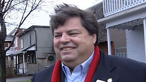 Ottawa-Vanier Liberal candidate Mauril Belanger has won the last six elections in his riding.