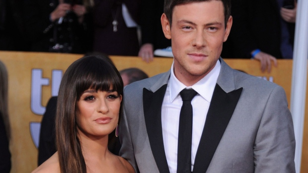 Lea Michele breaks silence after Cory Monteith's death | Entertainment ...