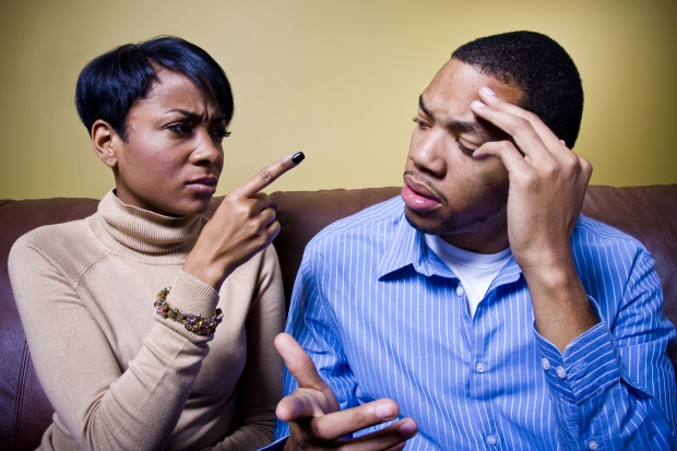 Fighting over money predictor of divorce