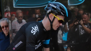 Chris Froome open to doping scrutiny