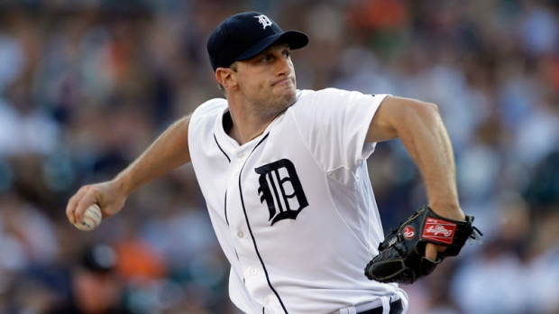 Tigers' Scherzer to start in All-Star Game