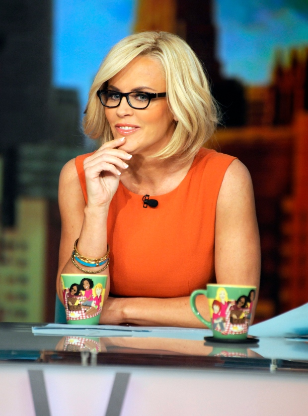 "Jenny McCarthy on ""The View"""