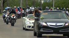 motorcycle safety, bike safety, Brennan Kootnekoff