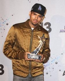 Chris Brown's concert in Halifax