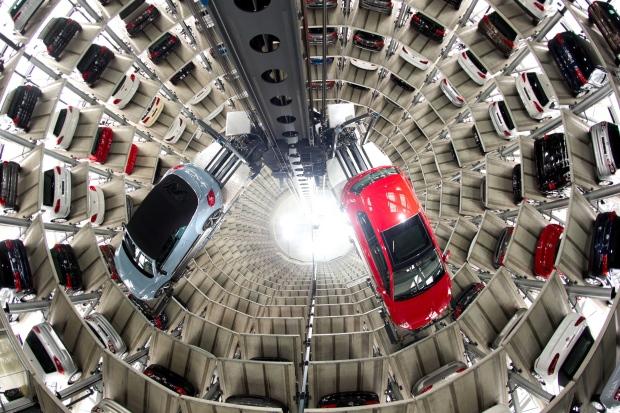 Volkswagen, Wolfsburg, Germany