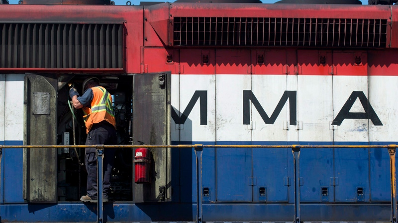 Railway company at centre of Lac-Megantic disaster loses Canadian