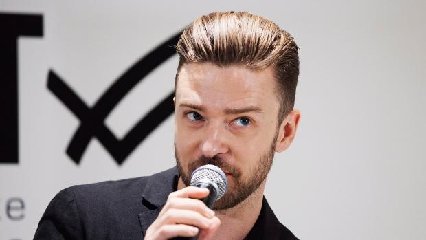 Justin Timberlake in Toronto