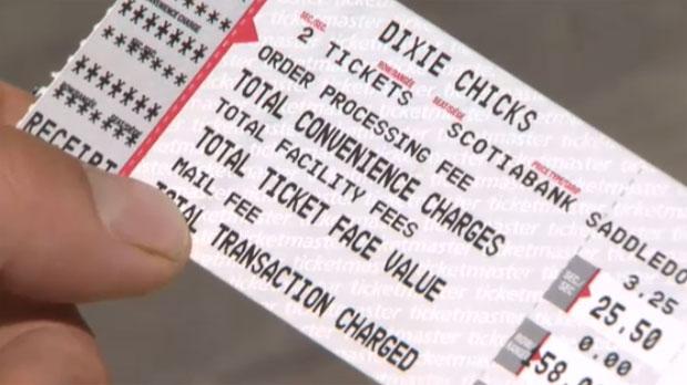 cancelled concerts, Ticketmaster, kijiji, concert