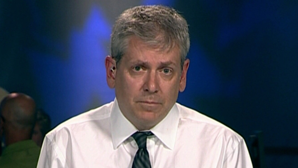 NDP ethics critic Charlie Angus told CTV News that PMO staff 'clearly' knew about the email.