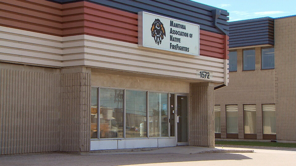 The Manitoba Association of Native Firefighters has been given millions to care for evacuees, but the group hasn't paid Bruneau. (CTV National News)