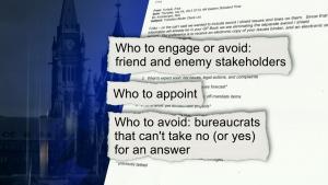 CTV National News: Pre-shuffle enemy list