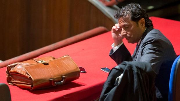 Costa Concordia captain wants plea deal