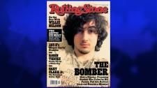 Rolling Stone cover Boston bombing