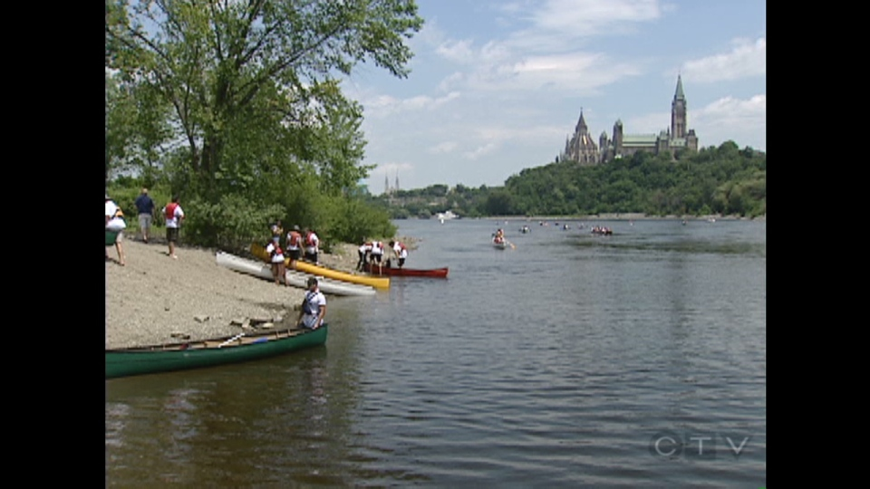 13th Annual Flotilla for Friendship floats down Rideau Canal and Ottawa River, bonds friends for life.