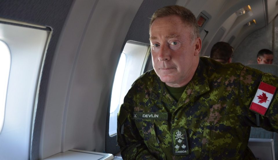 Canadian military revises 2011 suicide stats