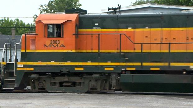 Montreal, Maine and Atlantic Railway